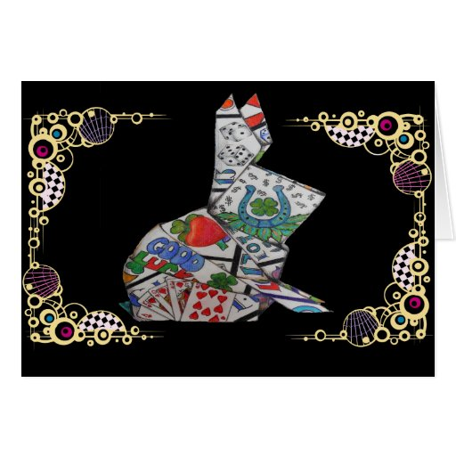 The Locky Bunny Love class Postage stamp, cards