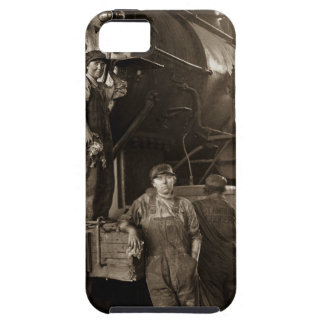 The Locomotive Ladies of World War I iPhone 5 Cover