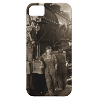 The Locomotive Ladies of World War I iPhone 5 Covers