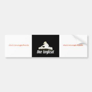 The Logical Bumper Sticker #1