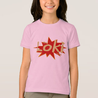 The Loki Show Official Girls T-shirt - Large