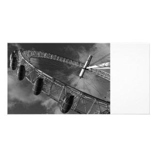 The London Eye Customised Photo Card