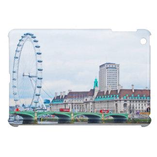 The London Eye on a Sunny Day iPad Mini Case