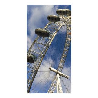 The London Eye Personalised Photo Card
