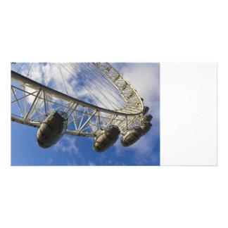 The London Eye Photo Greeting Card
