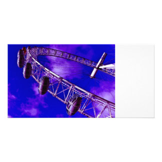 The London Eye Picture Card