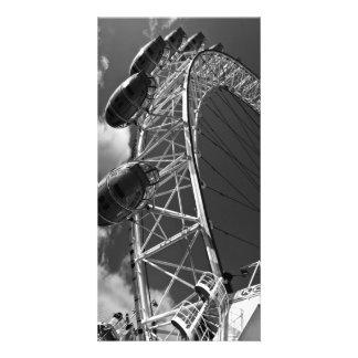 The London Eye Photo Card Template