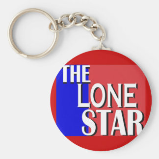 The Lone Star Keychain