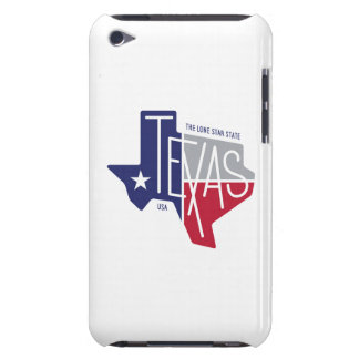 The Lone Star State Barely There iPod Case