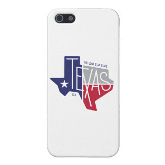 The Lone Star State Case For iPhone 5/5S