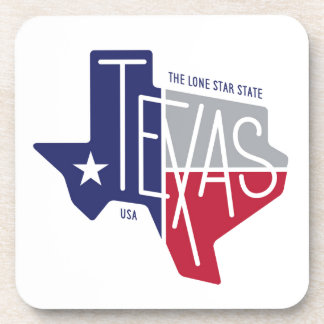 The Lone Star State Drink Coaster