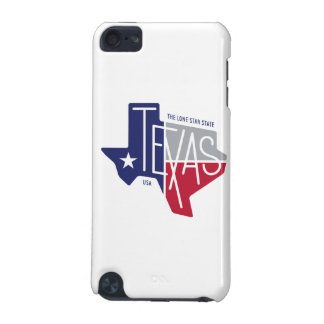 The Lone Star State iPod Touch 5G Case