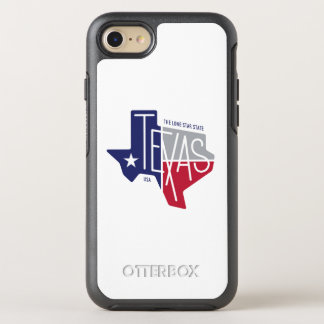 The Lone Star State OtterBox Symmetry iPhone 7 Case