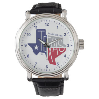 The Lone Star State Wristwatch