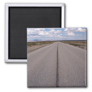 The Loneliest Road in America Magnet