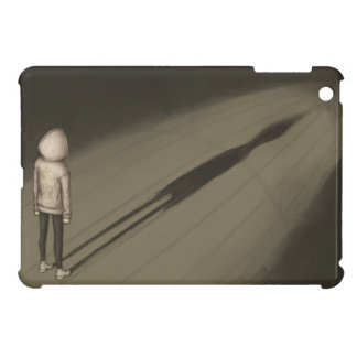 The Lonely Cage iPad Mini Cases