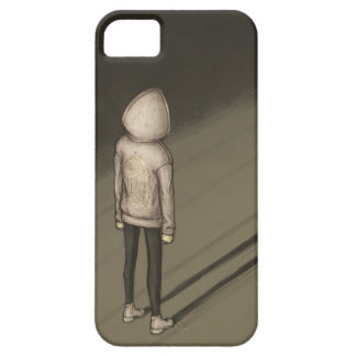 The Lonely Cage iPhone 5 Cases
