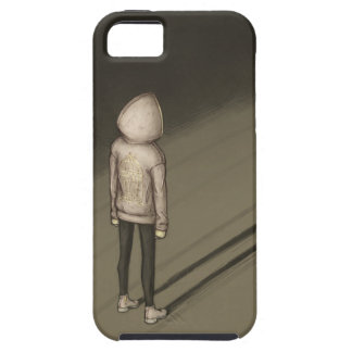 The Lonely Cage iPhone 5 Cover