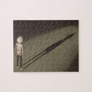 The Lonely Cage Jigsaw Puzzle