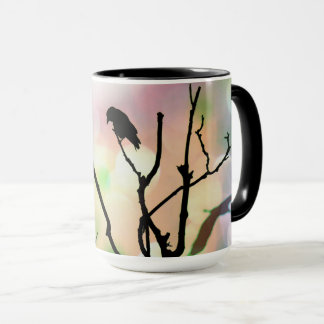 The Lonely Crow Mug