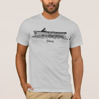 The lonely dory captain T-Shirt