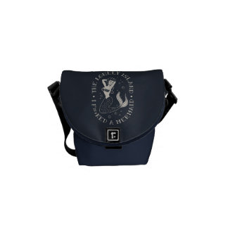 The Lonely Island Mermaid Commuter Bag