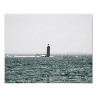 "The Lonely Light (14"" x 11"") Photo Print"