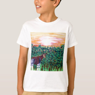 the lonely Okapi T-Shirt