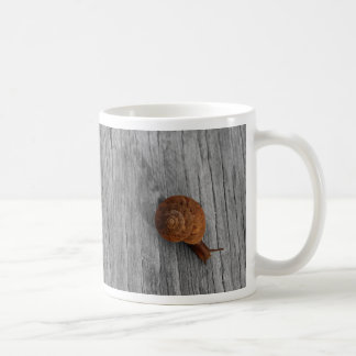 The Lonely Snail Coffee Mug