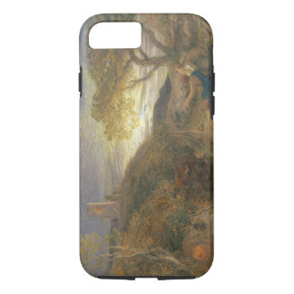 The Lonely Tower, 1868 (w/c & bodycolour and gum a iPhone 7 Case