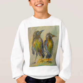 The long-awaited rain for the crows sweatshirt