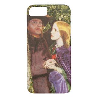The Long Engagement, Arthur Hughes, Victorian Art iPhone 7 Case