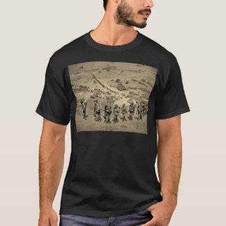 The Long Line From Omaha Beach T-Shirt