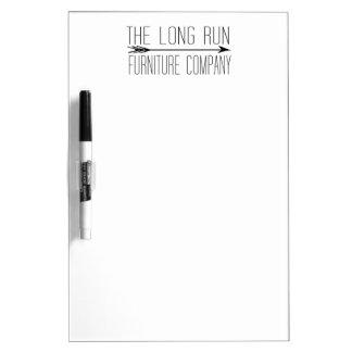 The Long Run Furniture Company Dry Erase Board