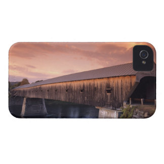 The longest covered bridge in the United States Case-Mate iPhone 4 Cases