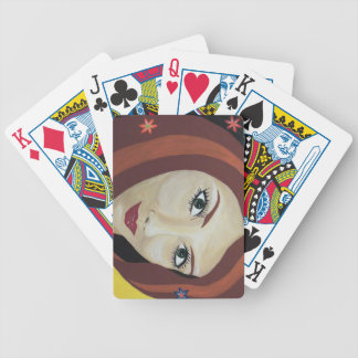 THE LOOK BICYCLE PLAYING CARDS