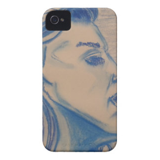 The Look Blue Series by Michael David Case-Mate iPhone 4 Case