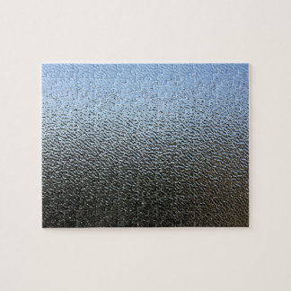 The Look of Architectural Textured Glass Jigsaw Puzzle
