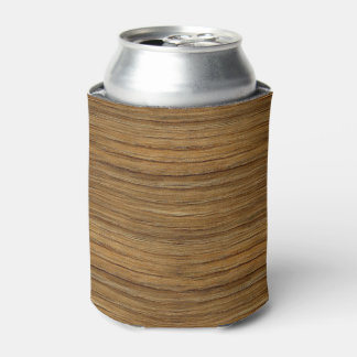 The Look of Driftwood Oak Wood Grain Texture Can Cooler