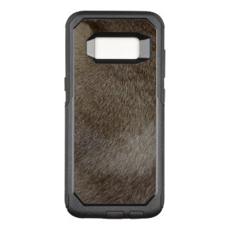 The look of Luxurious Seal Point Siamese Cat Fur OtterBox Commuter Samsung Galaxy S8 Case