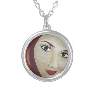 THE LOOK SILVER PLATED NECKLACE