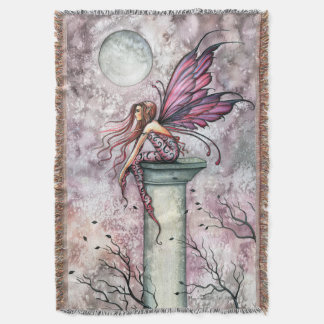 The Lookout Fairy Fantasy Art