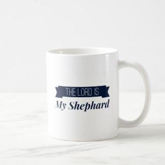 The Lord Is My Shephard Coffee Mug