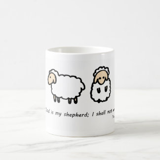 The Lord is My Shepherd Coffee Mug