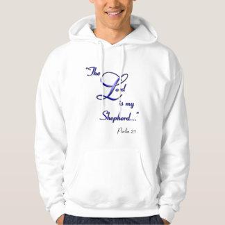 The Lord is my Shepherd Hoodie