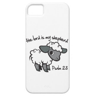 The Lord is my Shepherd iPhone 5 Case