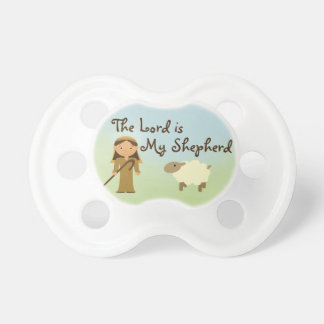 The Lord is my Shepherd Pacifier