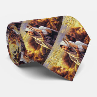 The Lord is my shepherd Psalm 23:1 Tie