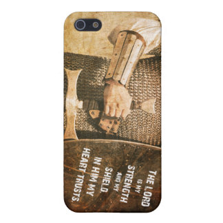 """The lord is my Strength"" iPhone covers Bible of iPhone 5 Cases"