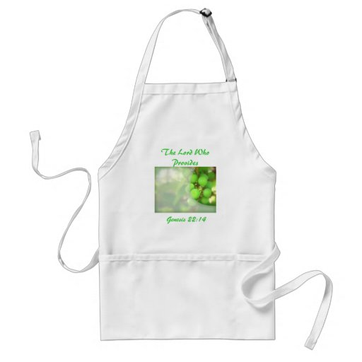 The Lord Who Provides Apron